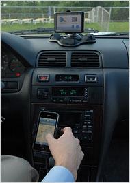 Smartphone & GPS