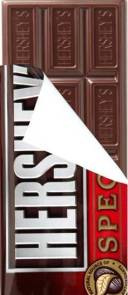 Hershey Special Dark chocolate bar