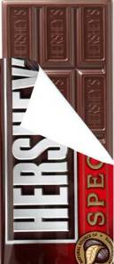 Hershey Special Dark chocolate bar