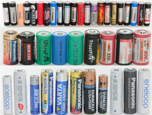 Lots of battery reviews and more!